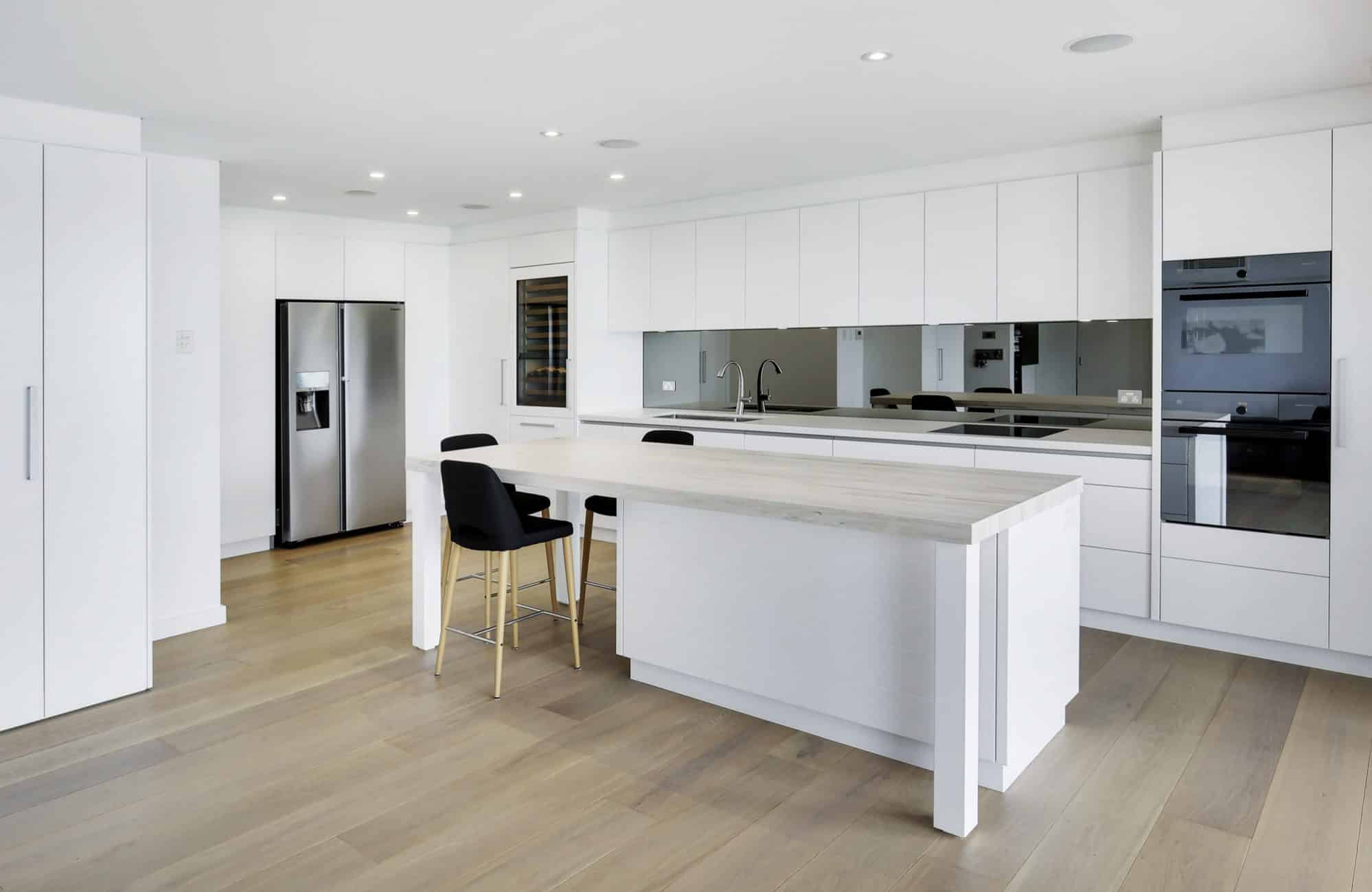 Coogee Beach Apartment Kitchen Overall