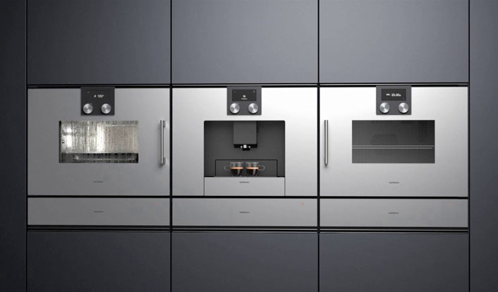 Gaggenau-Appliances