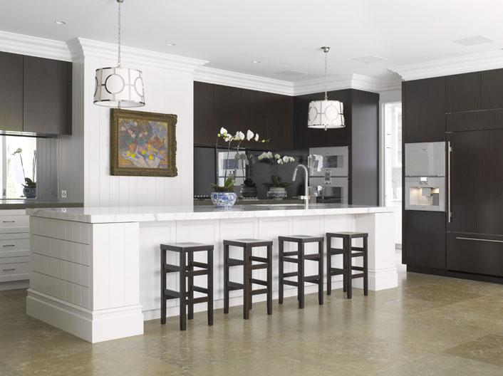 Double Bay luxury kitchen