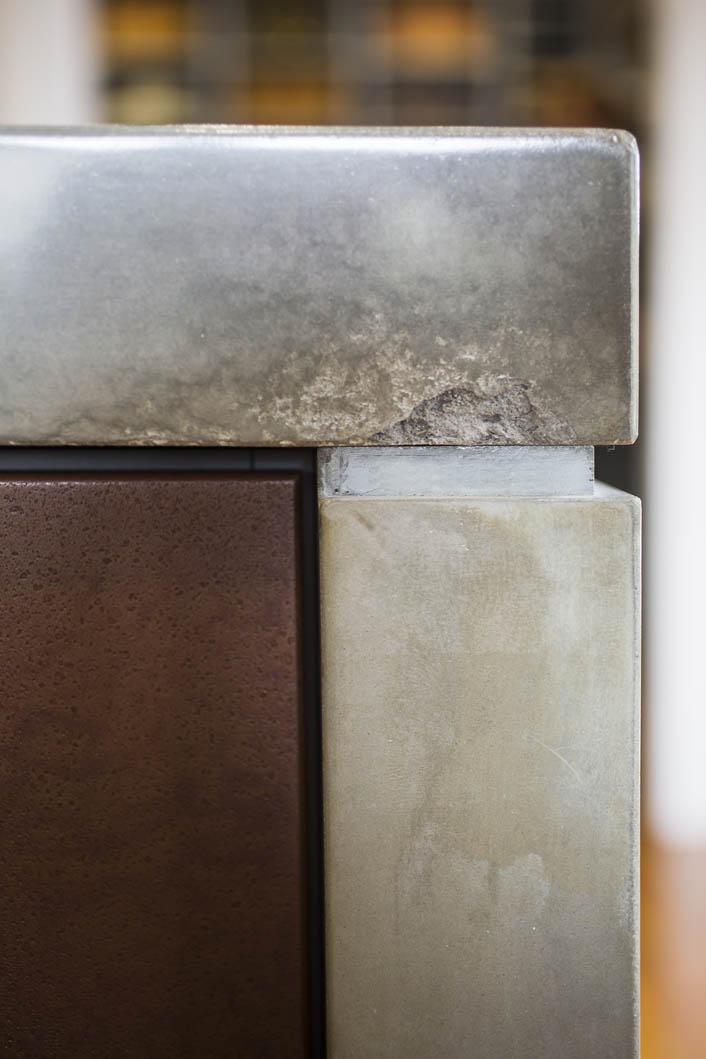 Concrete detail