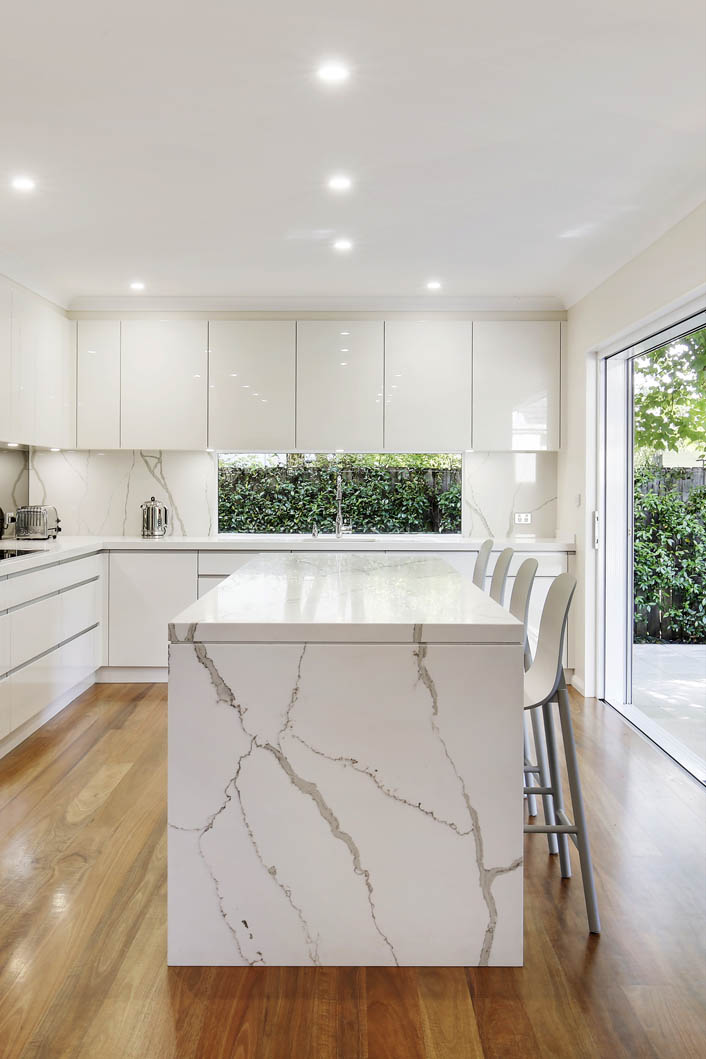 Wahroonga kitchen renovation