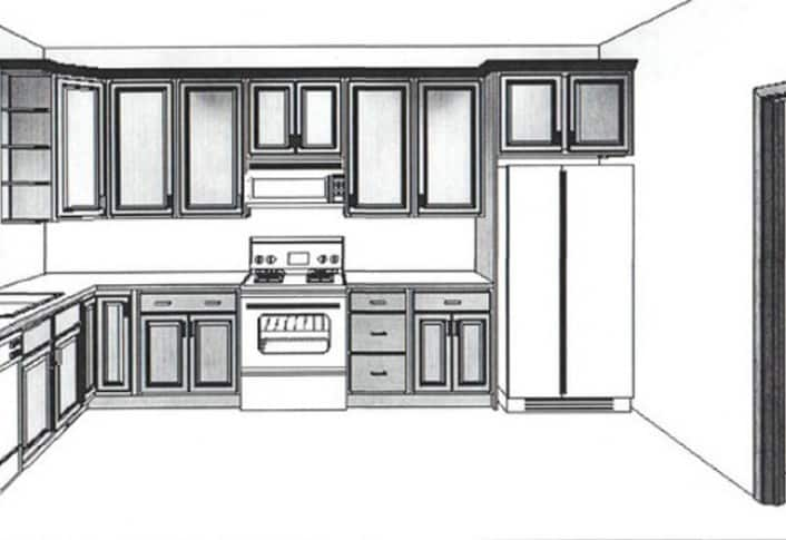 Kitchen Self Designing Common Mistakes Dan Kitchens