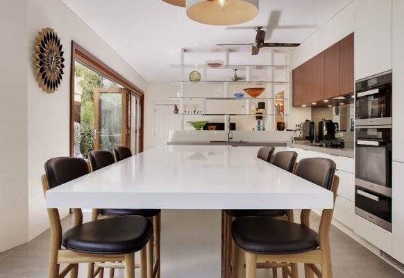 Inner West Terrace Kitchen Article