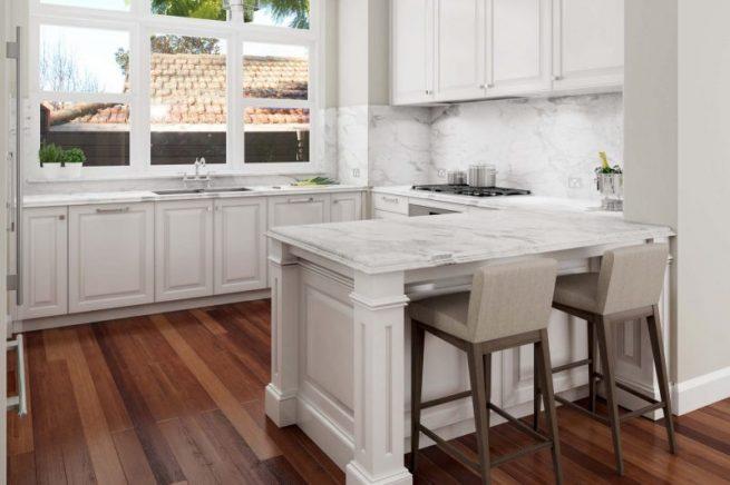 Hamptons Kitchen Design