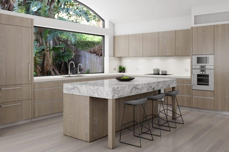 Timber Kitchen Design