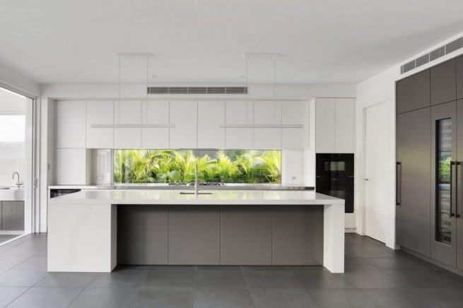 Feshwater Kitchen feature