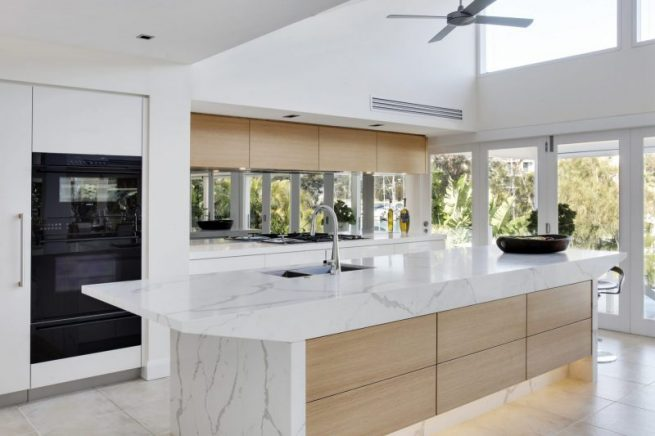 Newport Kitchen feature