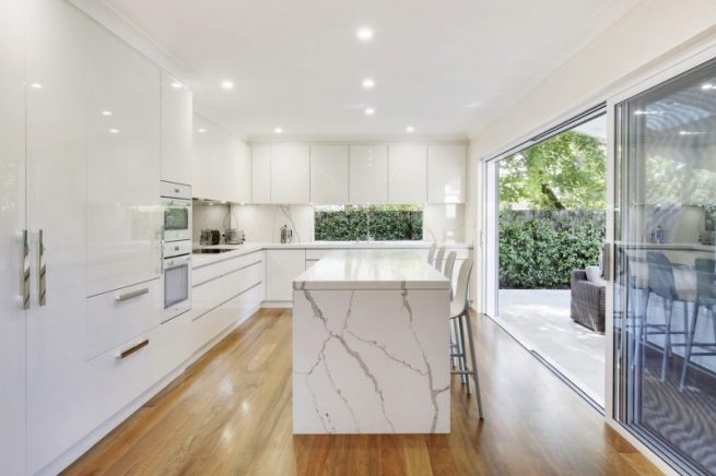 Wahroonga Kitchen feature