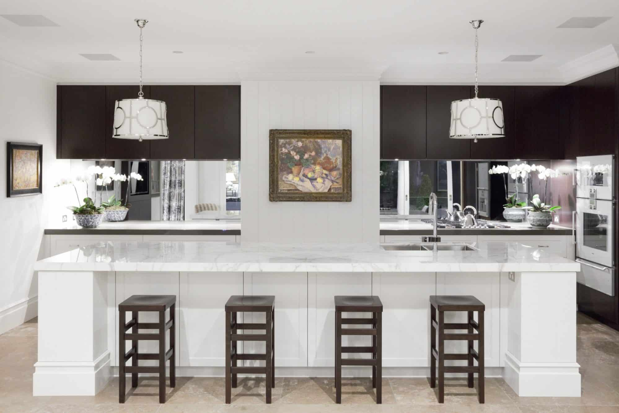 Double Bay Kitchen fuses traditional and modern