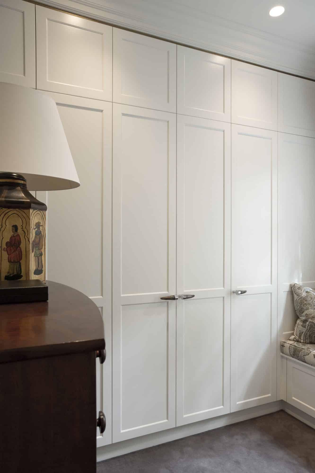 Classic shaker profile doors