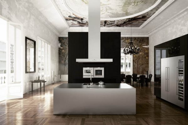 Gaggenau appliances feature