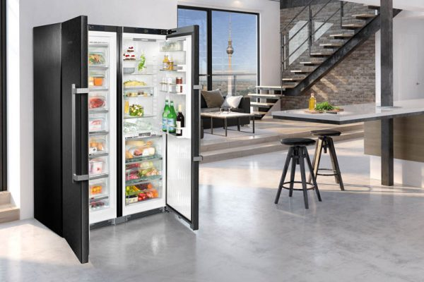 Liebherr appliances feature