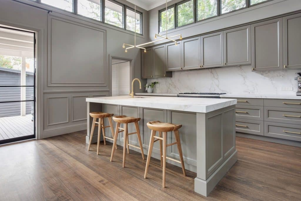 A Luxurious traditional kitchen from Dan Kitchens