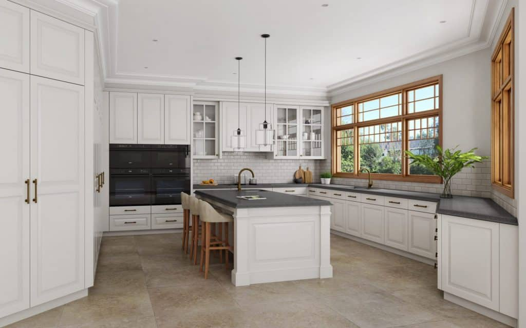 Hamptons Kitchen | Pennant Hills