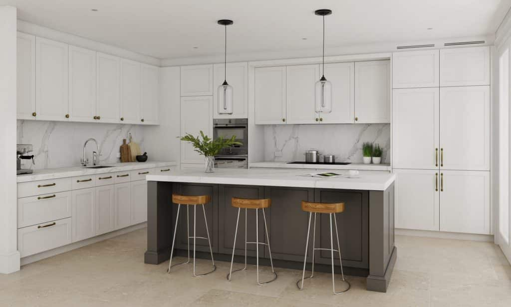 Shaker Kitchen | Lindfield