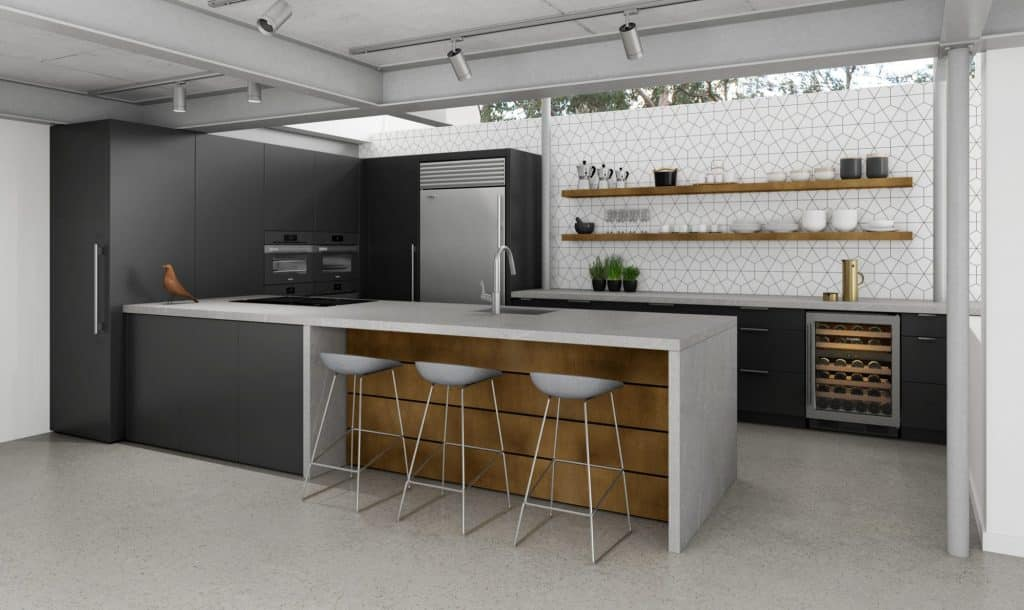 Modern Kitchen | Palm Beach